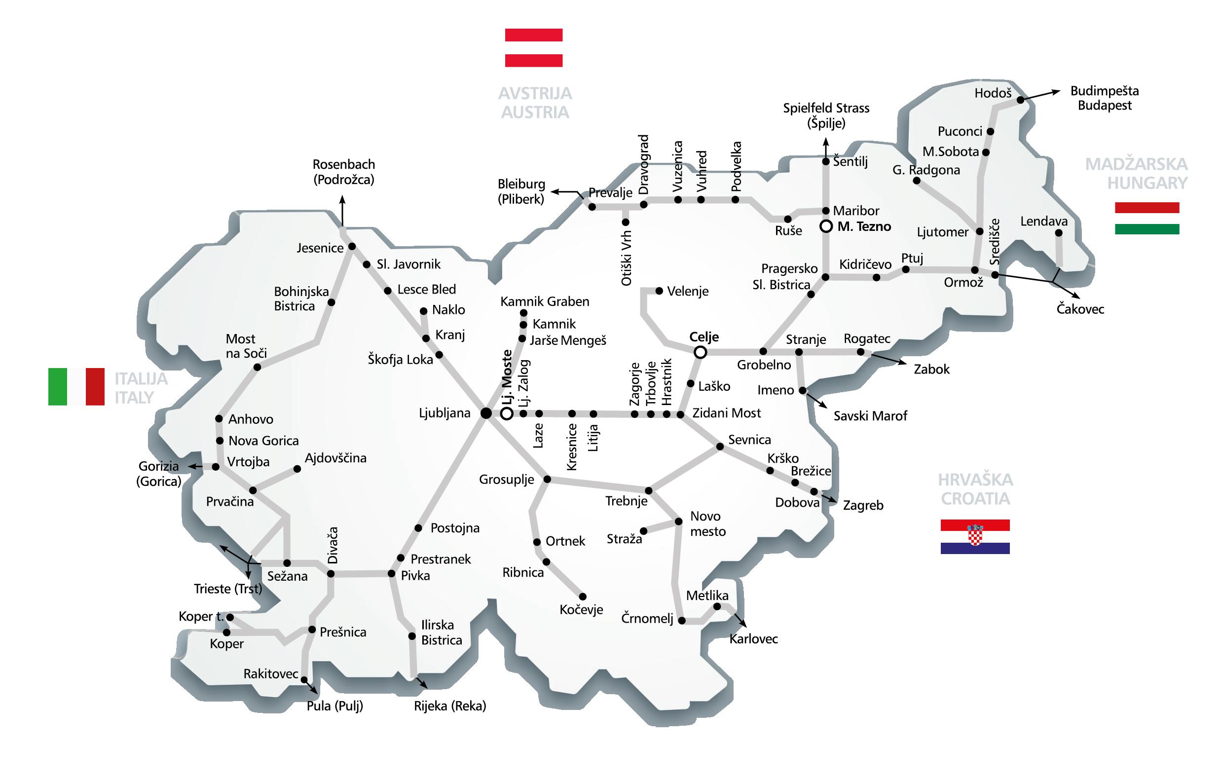 Klikni za povečavo zemljevida prog