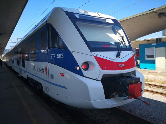 Timetable Changes Of Train Services Between Slovenia And Italy Slovenian Railways